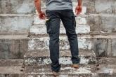 Spodnie Bojówki Defend Grey