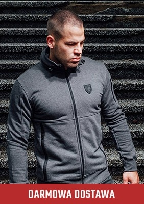 Kapuzenpullover Ultimate Grey