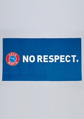 Handtuch NO RESPECT