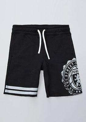 Shorts Bermudas Black
