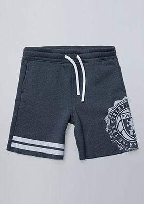 Shorts Bermudas Blue