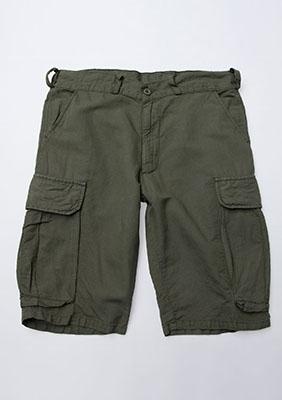 Shorts Defend Olive