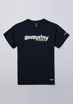 T-shirt Awayday Navy