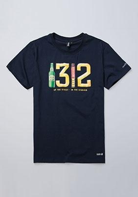 T-shirt 1312 19` Navy
