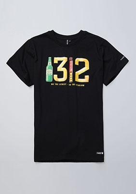 T-shirt 1312 19` Black