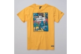 T-shirt Bastards Yellow