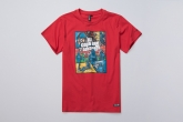 T-shirt Bastards Red