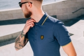 Polo Laurel Used Navy