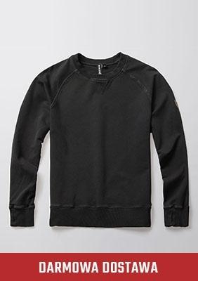 Sweatshirt Regular Used Black
