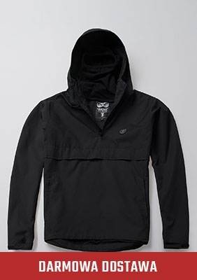 Full Face Jacke Protector Black
