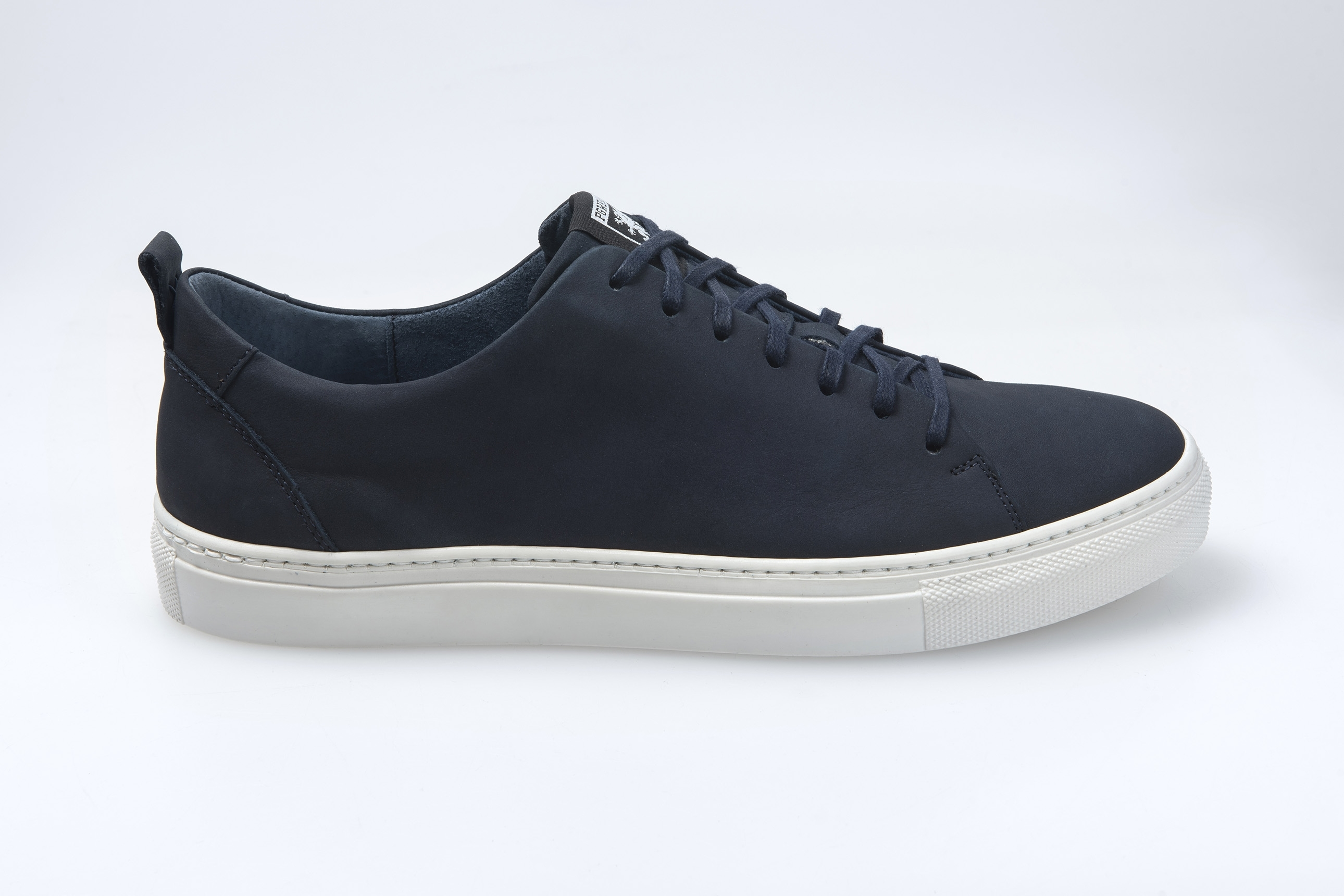 "Sneaker ""Not For Runners"" Navy"