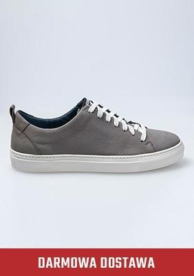 "Sneaker ""Not For Runners"" Grey"