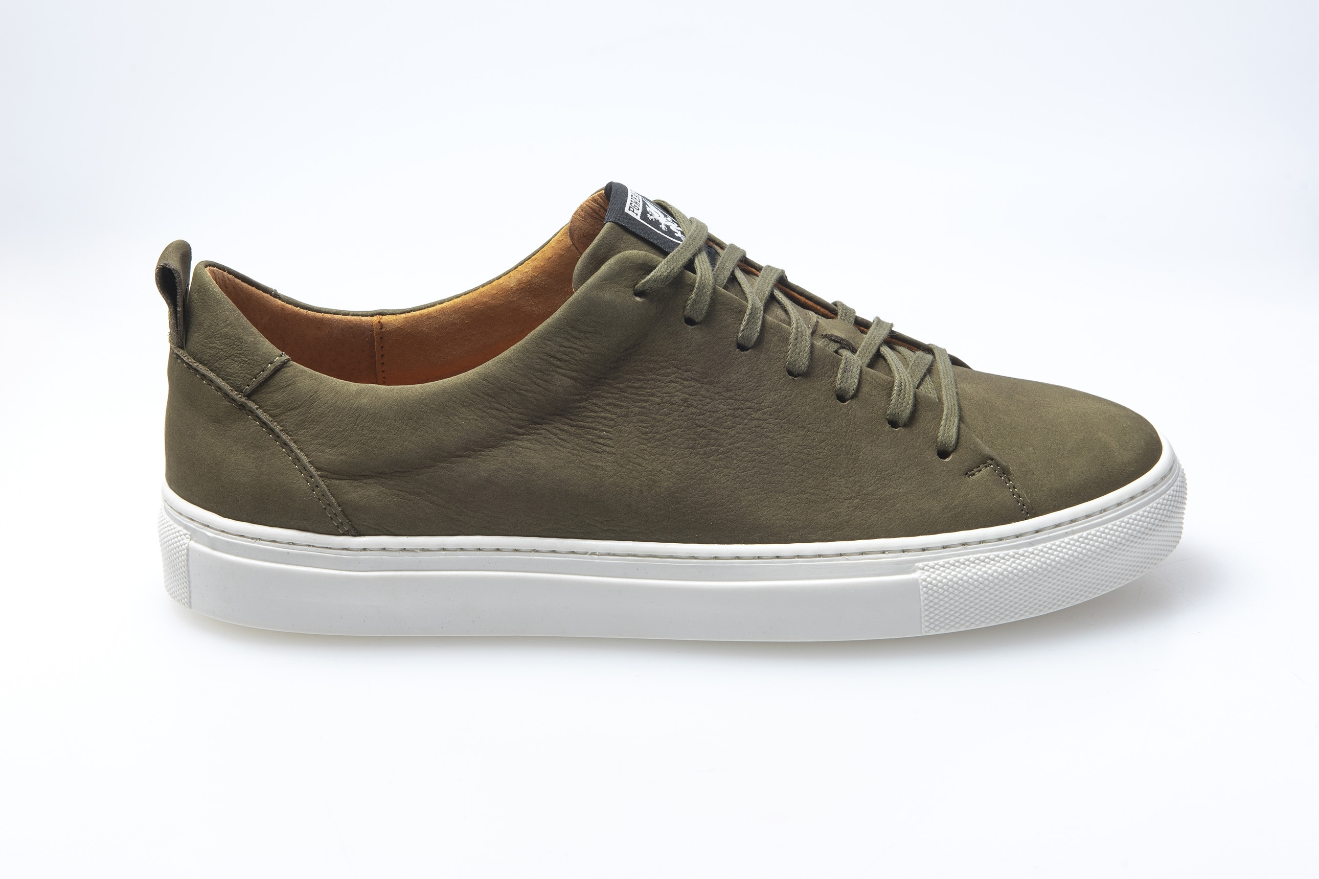 "Sneaker ""Not For Runners"" Olive"