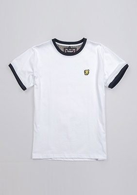 T-shirt Gryphon White