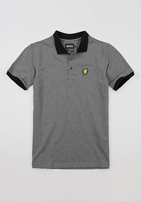 "Polo ""Classic"" Grey"