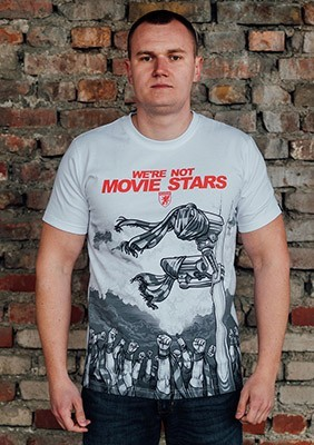 T-shirt Movie Stars