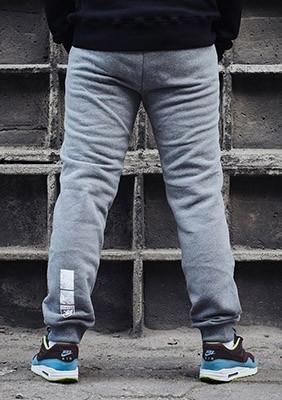 AW15 Spodnie dresowe Grey S