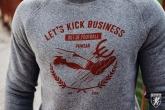 Bluza Let`s Kick