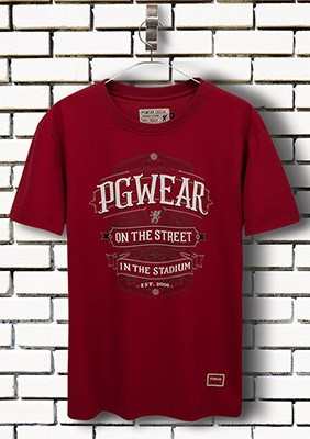 CSL T-shirt Street & Stadium S