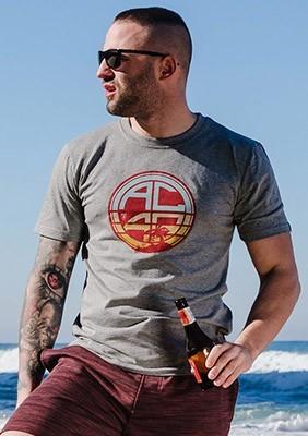 T-shirt ACAB Sommer Grau