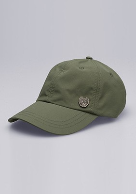 AW17 Czapka Baseballowa Shield Olive