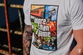 SS17 T-shirt More Than a Game Biały S