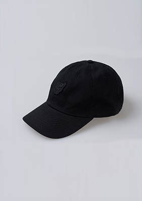 Baseball Cap Basic Logo Black/Black