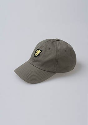 Baseball Cap Basic Logo Beige