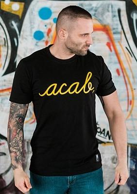 AllColours T-Shirt acab Pure Black S