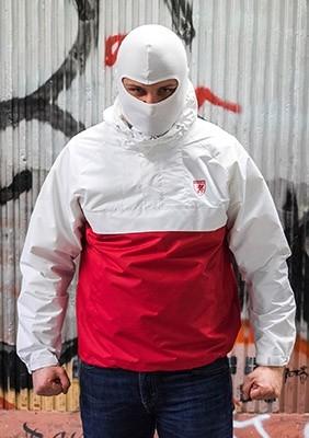 AllColors Kurtka Riot Red/White S
