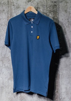 Polo Basic Blue