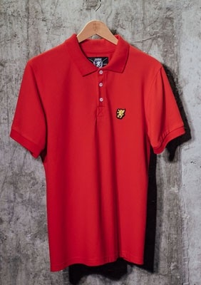 Polo Basic Red