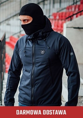 Kurtka Softshell Shadow Navy