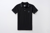 Poloshirt Classic Logo Black