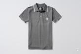 Poloshirt Classic Logo Grey