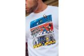 T-shirt Triathlon White