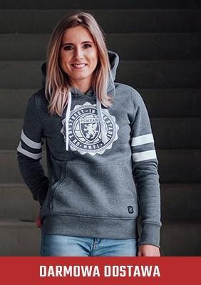 AW18 Bluza damska College Grey XS