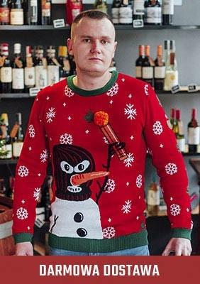 CH18 Sweter Świąteczny S
