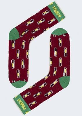 AW18 Skarpety Świąteczne PGWEAR 38-41
